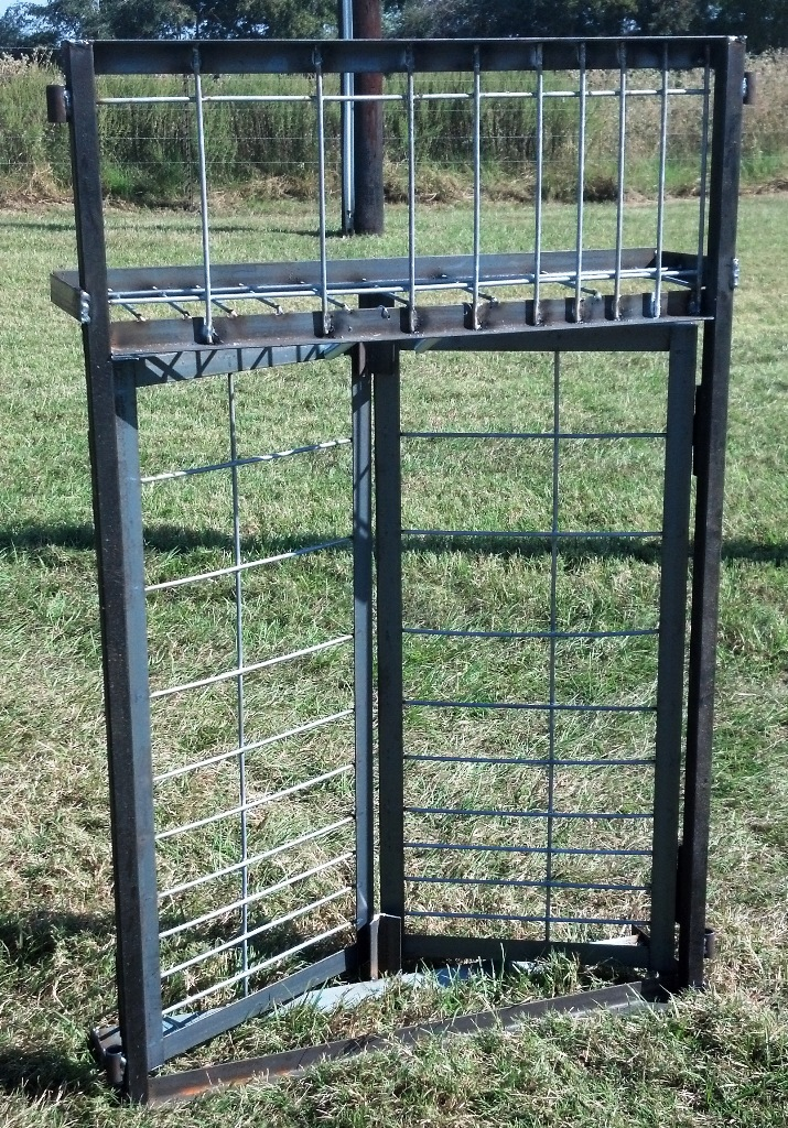 Saloon Door for Pen Trap & Saloon Door for Pen Trap - Texas Hog Traps