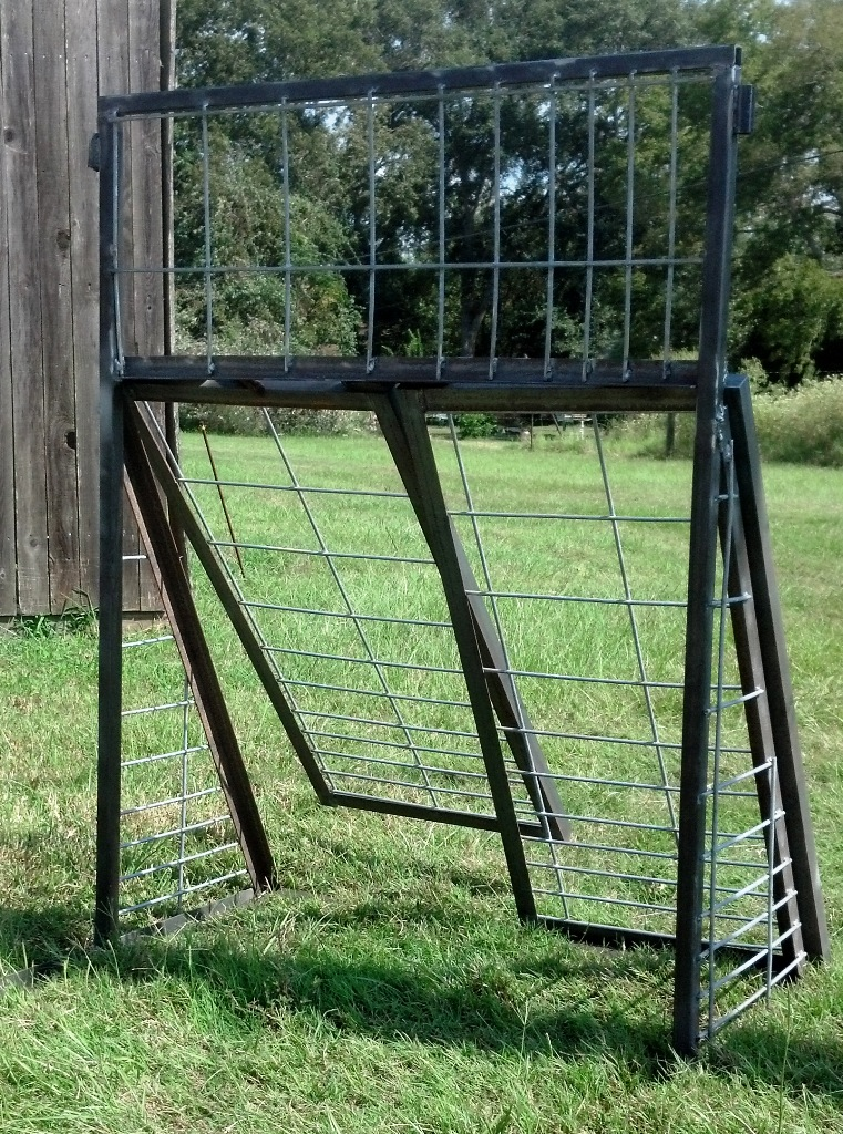 Root Door For Pen Trap Texas Hog Traps